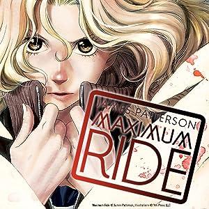 Maximum Ride Manga Max