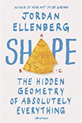 Shape: The Hidden Geometry of Absolutely Everything Capa comum