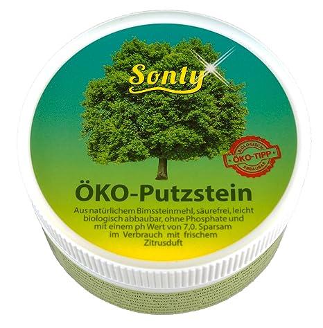 Pasta limpiadora Sonty ecológica, 400 g, limpiador universal ...