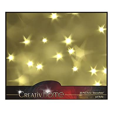 3 M x 50 cm light effect Film Star Stars Holographic 3D Effect LED