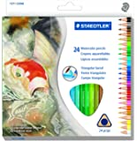 STAEDTLER Watercolour Pencil, 24 Pack (1271 C24A6)