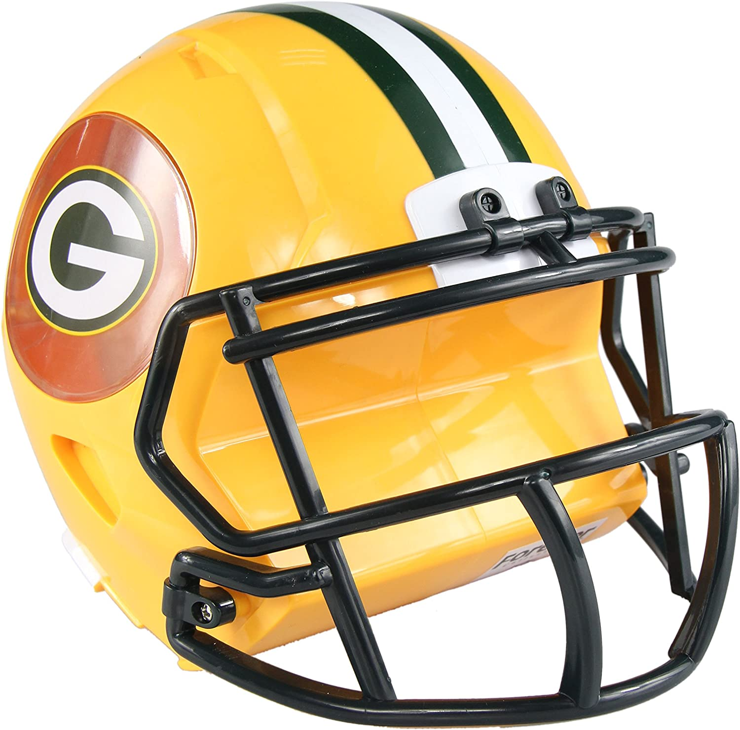 Green Bay Packers Abs Helmet Bank