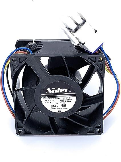 GE WR60X26866, WR60X26033 motor de ventilador de evaporador para ...