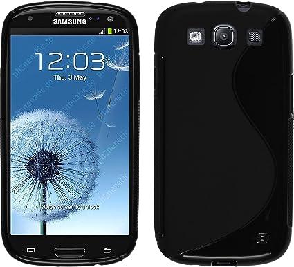 Coque en Silicone pour Samsung Galaxy S3 Neo: Amazon.fr: High-tech