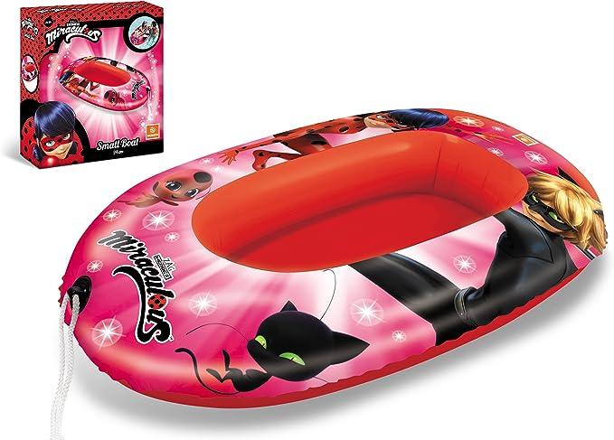 Lady Bug Miraculous- Barca Hinchable 94Cm para Playa O Piscina ...