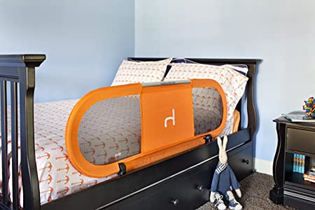Amazon.com: Baby Home Cama Side Rail, Naranja (suspendido ...