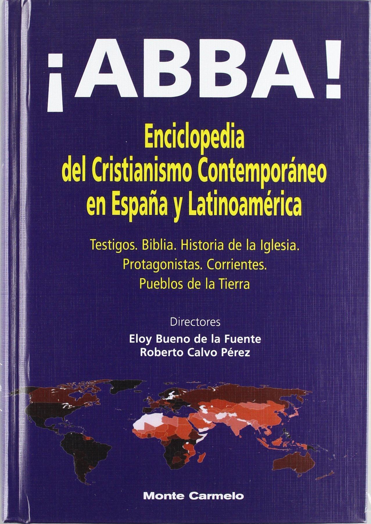 ABBA Enciclopedia Cristianismo Contempor Colección Diccionarios