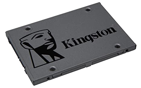 Kingston SUV500B/1920G - Unidad de Disco Duro SSD 1920 GB, con Kit de actualización para Sistemas de sobremesa/portátiles, SATA3, 2.5