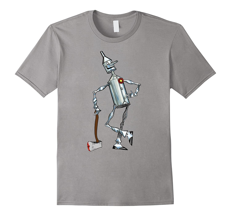 Tin Man Shirt Cute Wizard of Oz Tee I love the Tin Man Tee-TJ