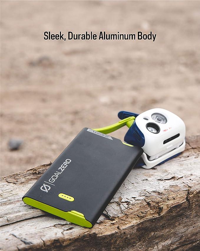 Goalzero Sherpa 15 Micro Lightning Black Elektronik