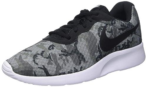 size 40 3e12c d28a9 Nike Tanjun Print, Zapatillas de Running para Hombre  Amazon.es  Zapatos y  complementos