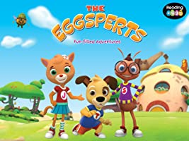 Reading Egg's The Eggsperts Season 1