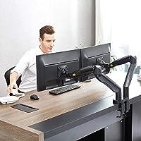 Deals on NB North Bayou Dual Monitor Desk Mount