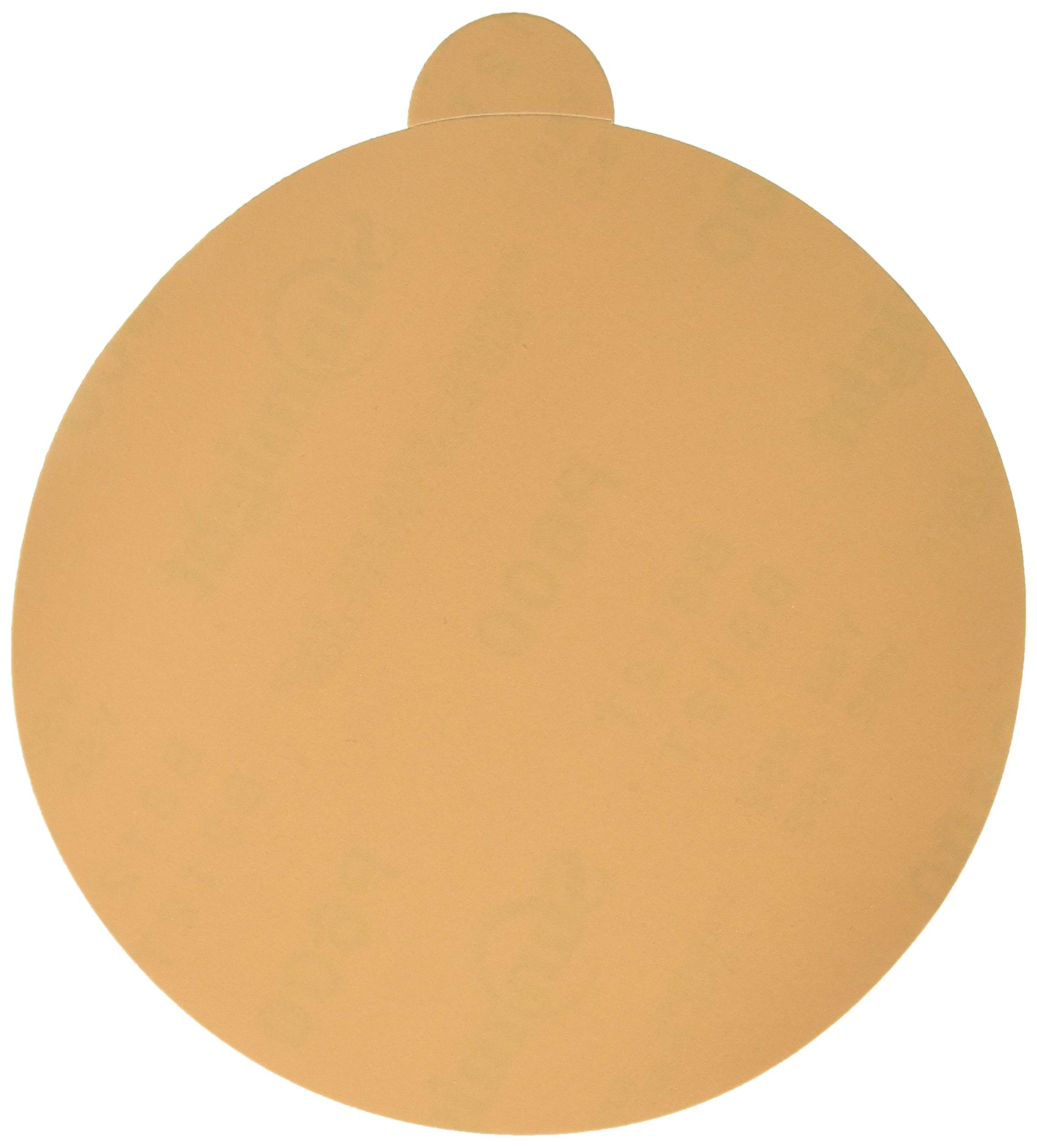 Sunmight 02318 6'' No Hole PSA Disc (Gold Grit 600)