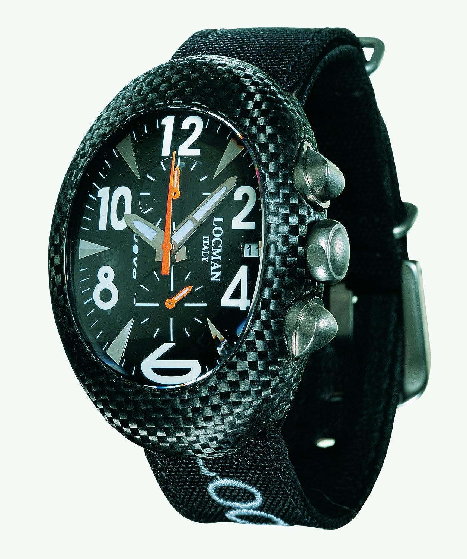 Locman Nuovo Carbonio Oversize Men s Watch