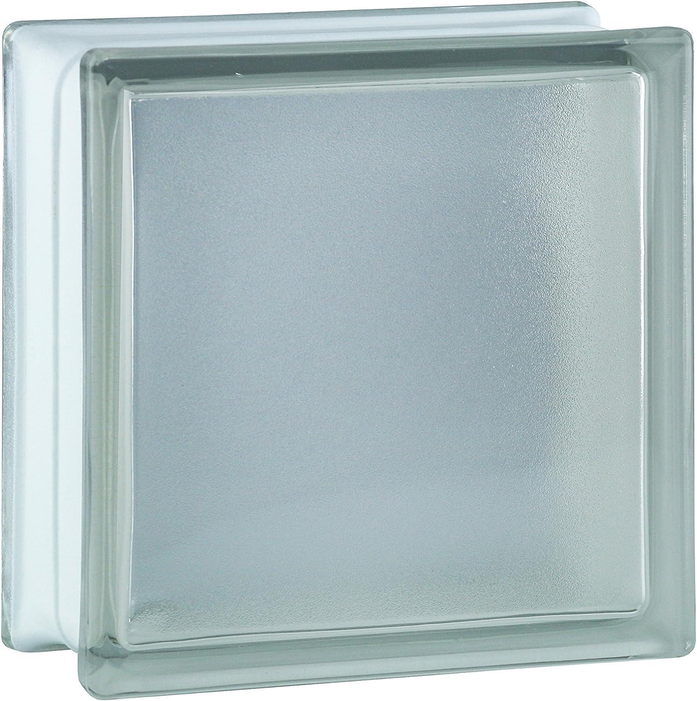 Bloques de vidrio mamparas de ducha JUEGO COMPLETO 156x195 cm ...