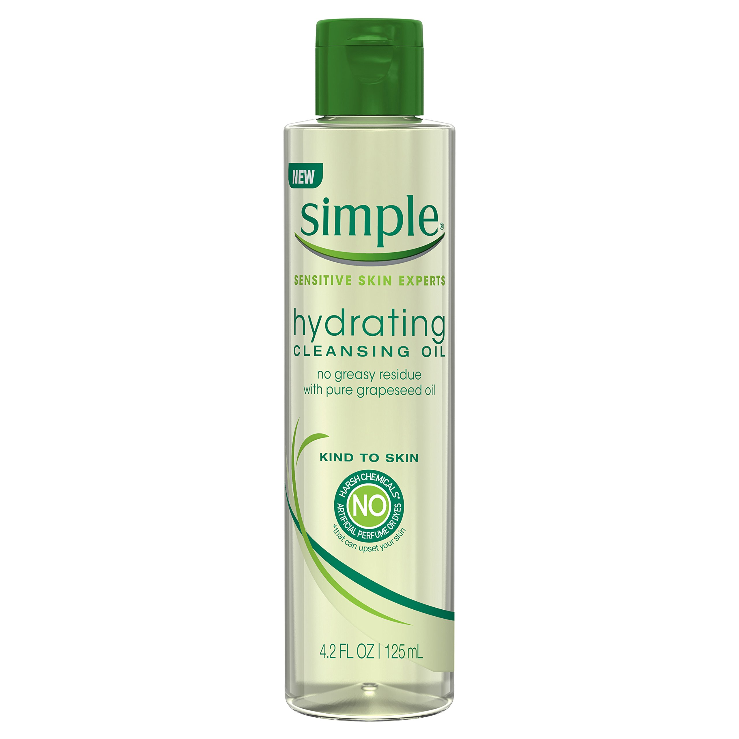 Simple Kind to Skin Cleansing Oil