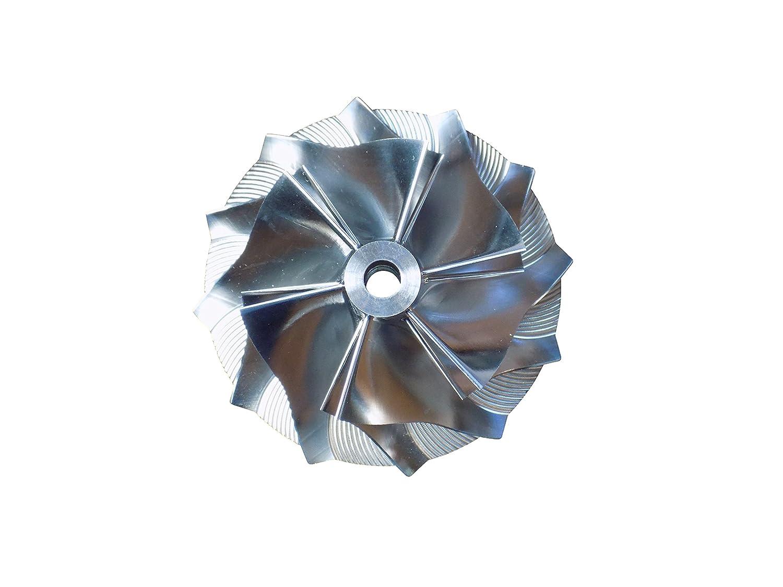 Extended Tip Billet Turbo Compressor Wheel 63.5mm 6.6l LB7 2001-2004 Duramax Diesel