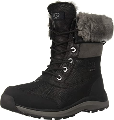 ladies ugg type boots
