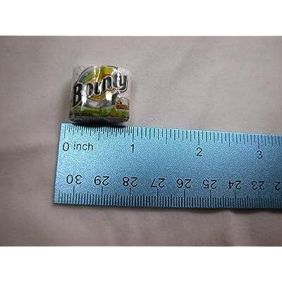 Dollhouse Miniature Accessories 1:12 Scale Paper Towel #Z284: Toys & Games