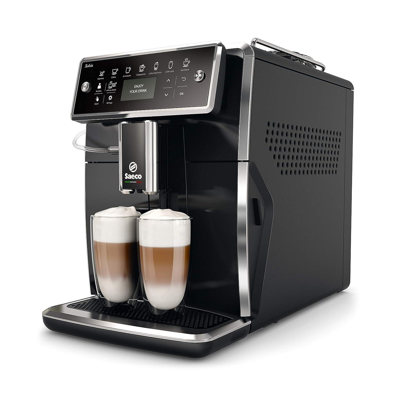 Philips Saeco Xelsis Cafetera de café expreso automático, 1,7 ...