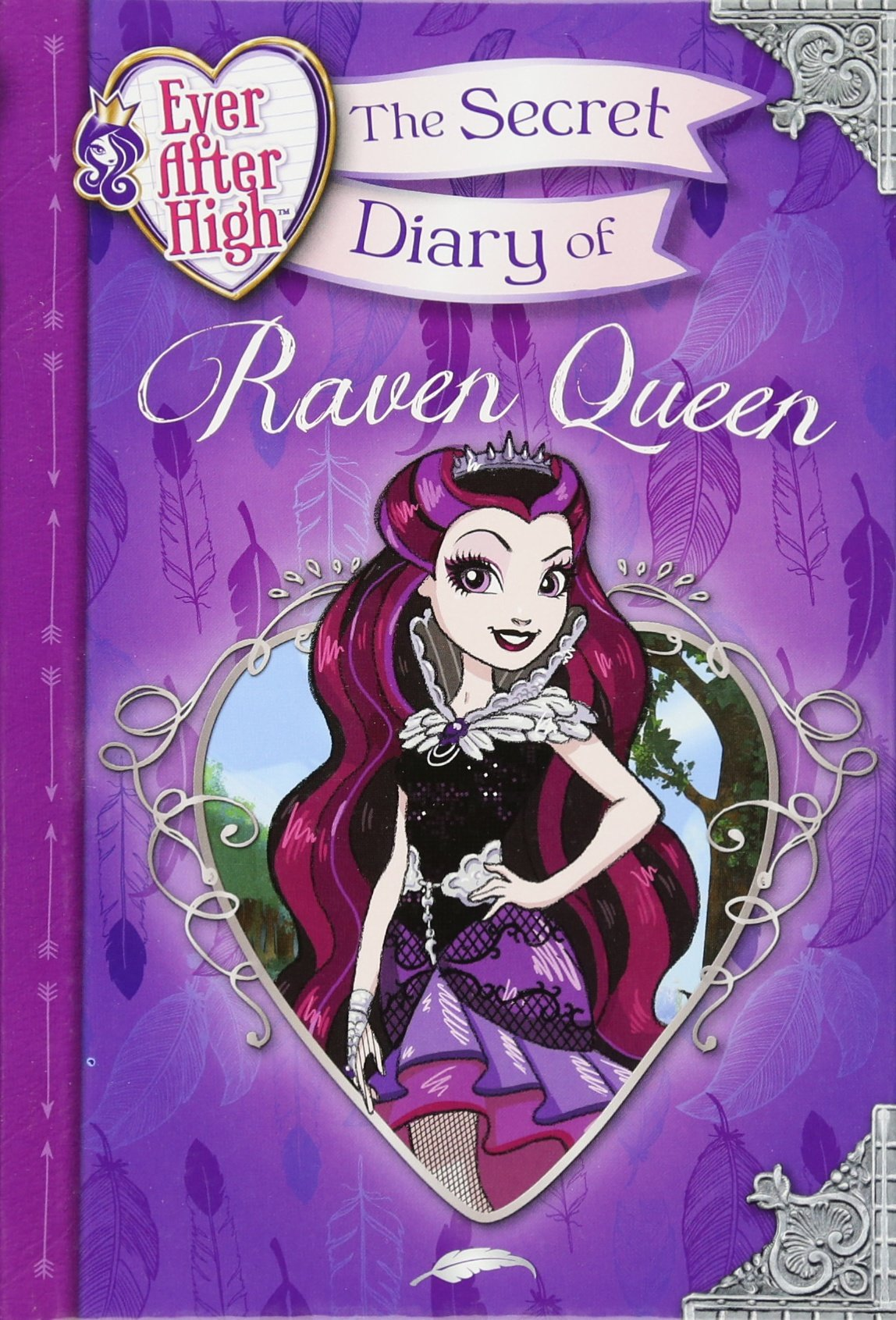 Ever After High The Secret Diary Of Raven Queen Alexander Heather 9780316501958 Amazon Com Books
