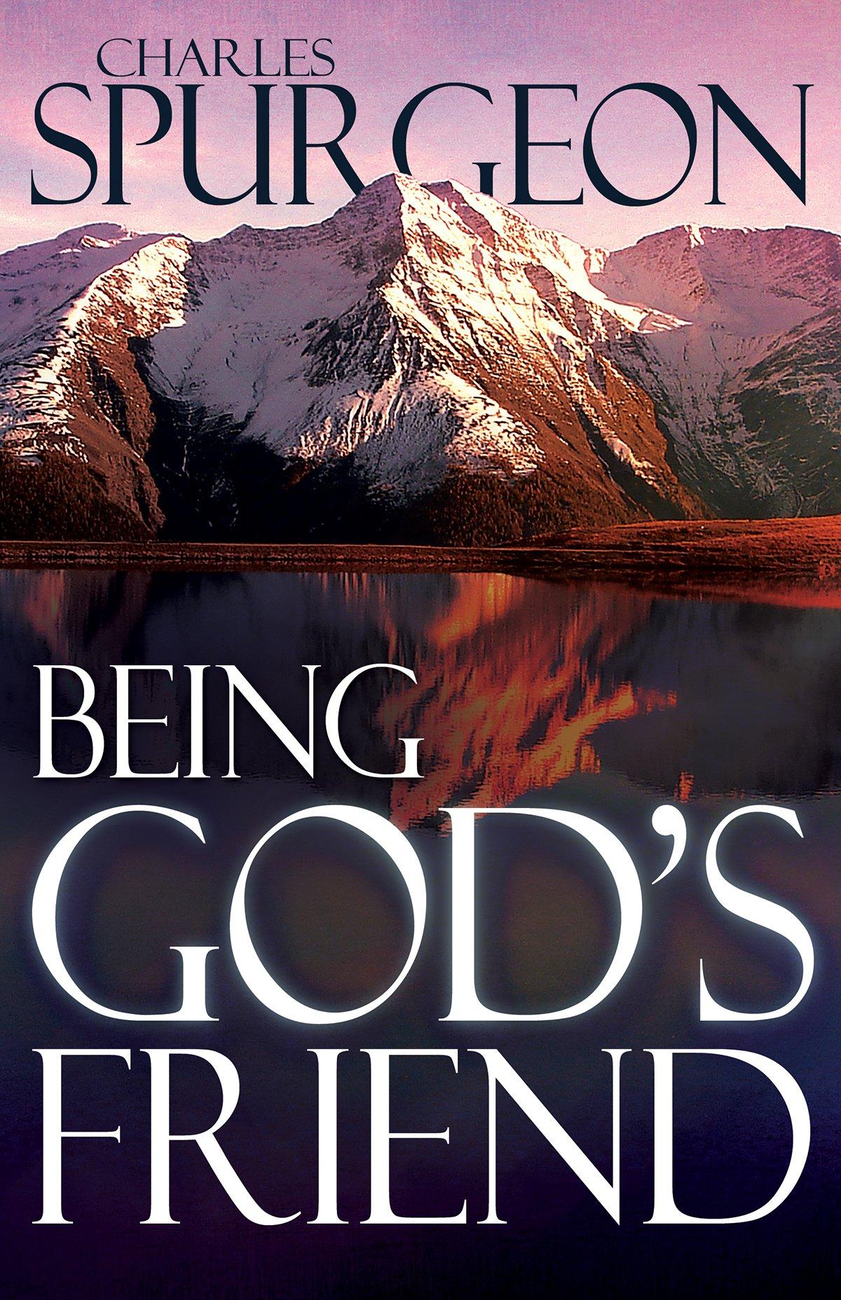 Being God's Friend PDF