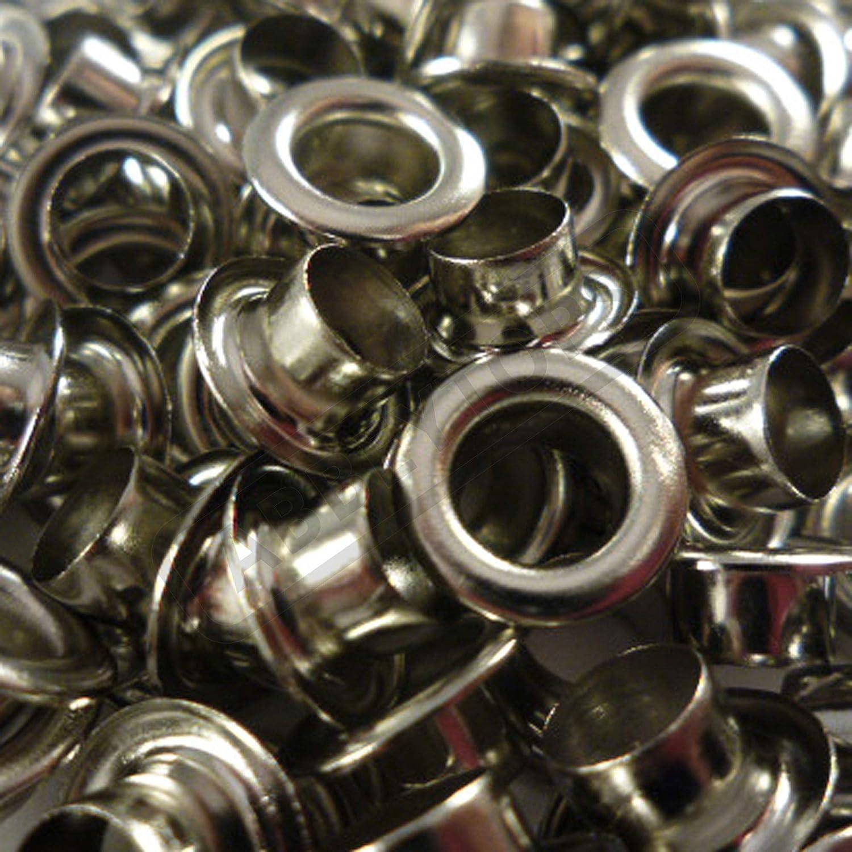 8 mm 12 mm y 14 mm 6 mm 3 mm 4 mm 5 mm Arandela de piel para reparaci/ón de arandelas de Abbeytops 10 mm