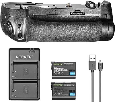 Neewer Apretón de Batería de Reemplazo de Nikon MB-D17 para Nikon ...