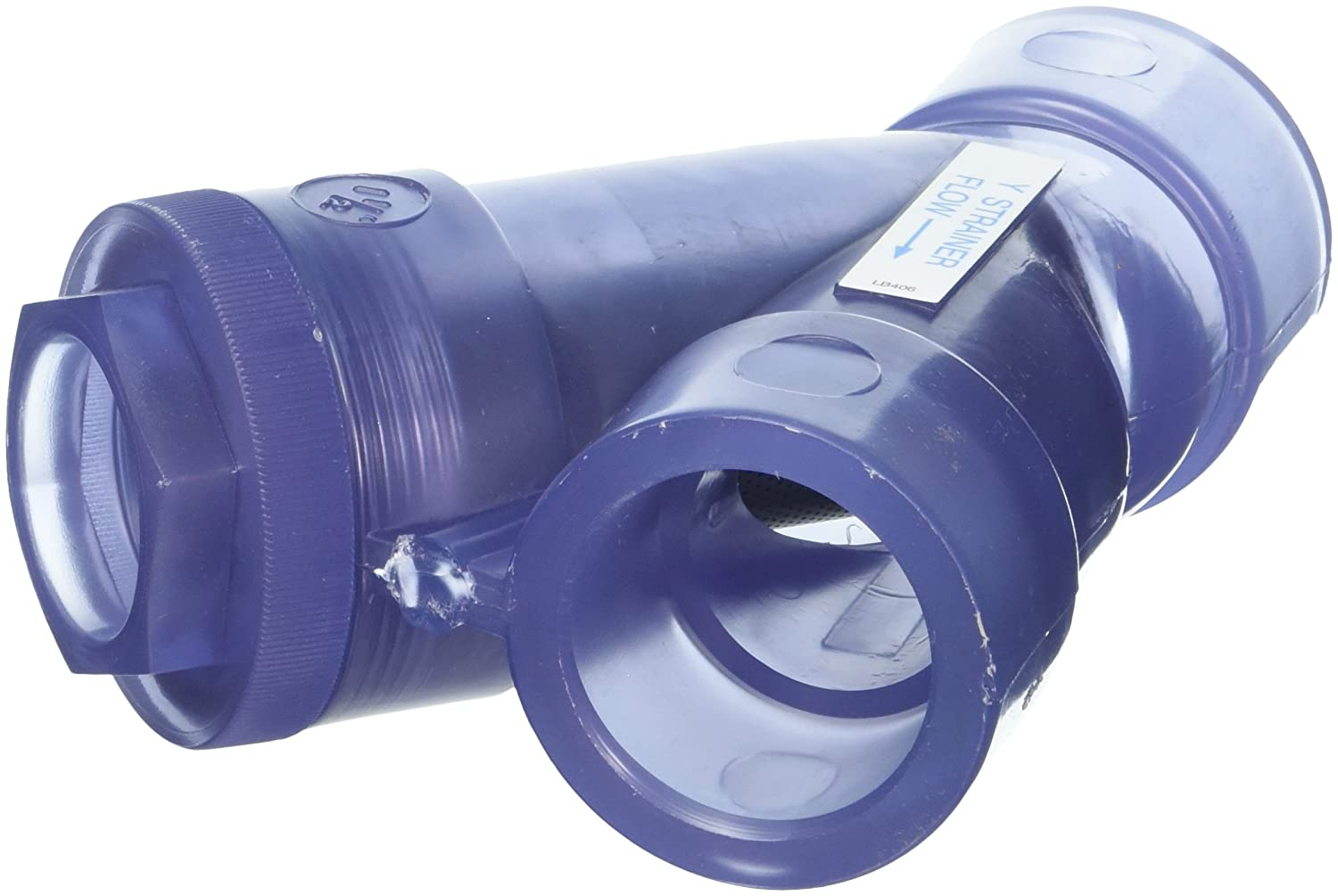 1 120 Mesh 20 GPM IrrigationKing RKY100 Y Screen Filter