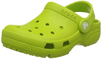 ae4a52bbe59a crocs Kids Unisex Coast Clogs and Mules  Buy Online at Low Prices in India  - Amazon.in