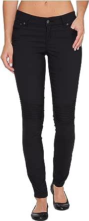 prAna - Women's Brenna Pant, Regular Inseam, Black, 4