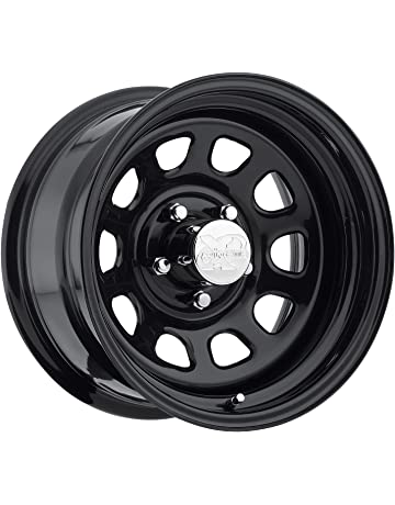 Pro Comp Steel Wheels Series  Wheel With Gloss Black Finish X X