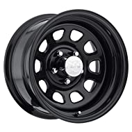 "Pro Comp Steel Wheels Series 51 Wheel with Flat Black Finish (16x8""/6x5.5"")"