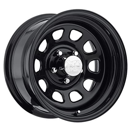amazon com pro comp steel wheels series 51 wheel with gloss black