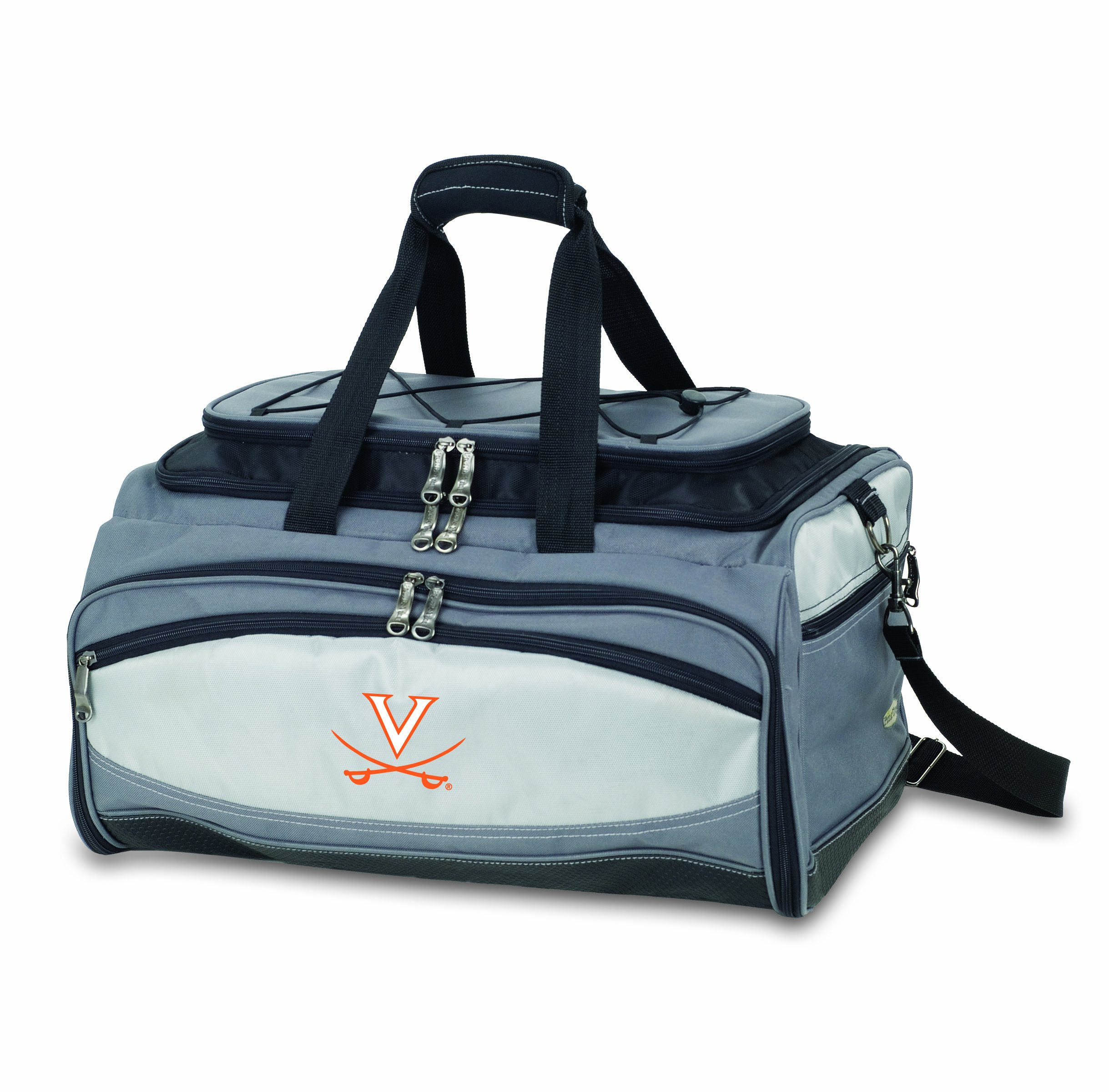 NCAA Virginia Cavaliers Buccaneer Tailgating Cooler with Grill