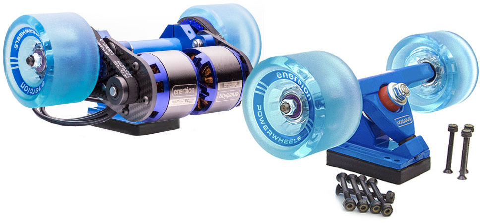 Electric Skateboard Dual Motor Mount KIT | Best Price Free Shipping
