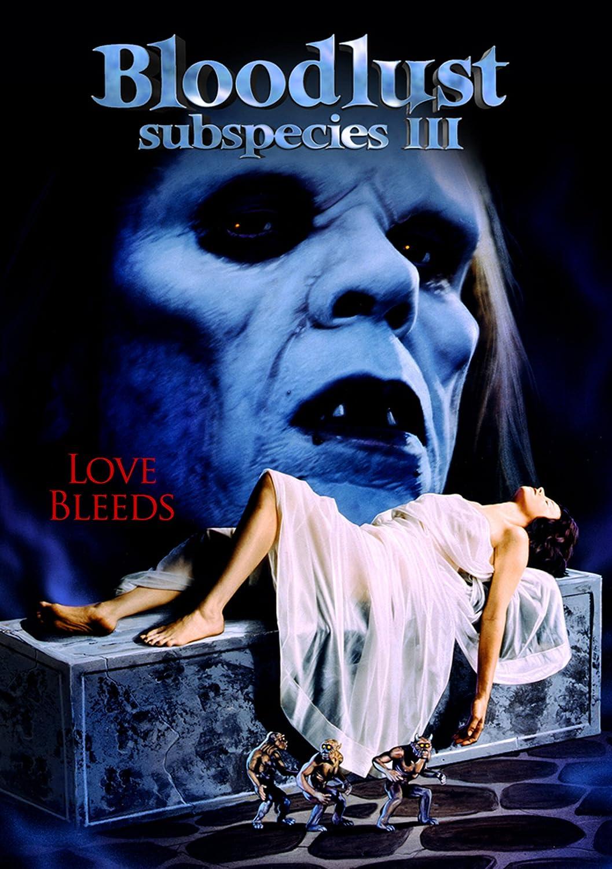 dvd: Subspecies III: Bloodlust