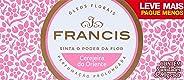 Sabonete Barra Francis Classico Rosa 90g, Francis, Rosa