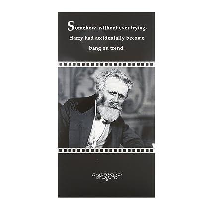 Amazon Com Hallmark 25486918 Funny Birthday Card Bang On Trend