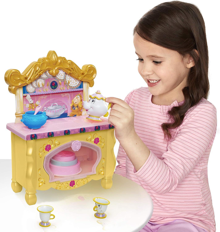 Belle S Enchanted Kitchen Amazon De Spielzeug