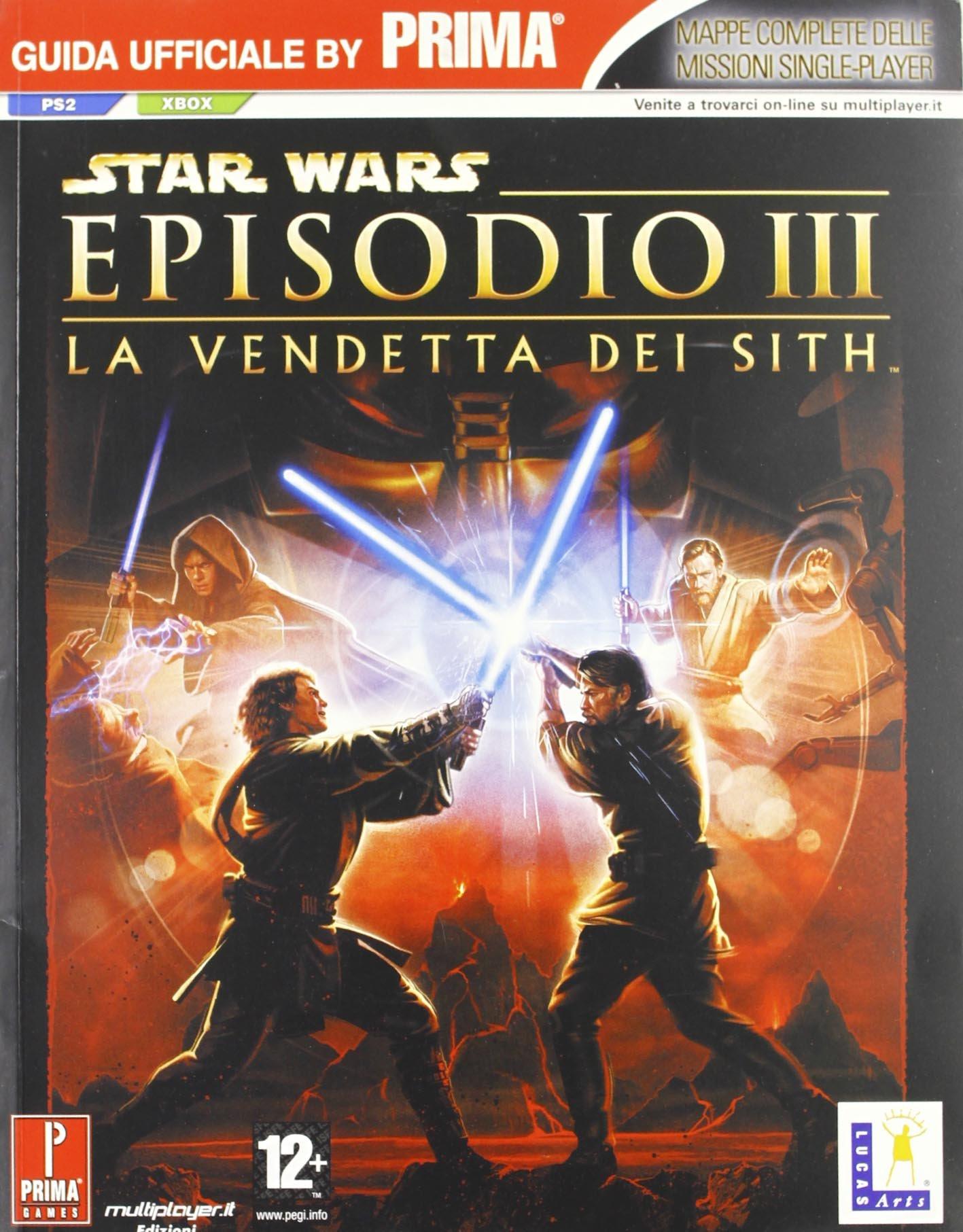 Star Wars. Episodio III. La vendetta dei Sith. Guida strategica ...