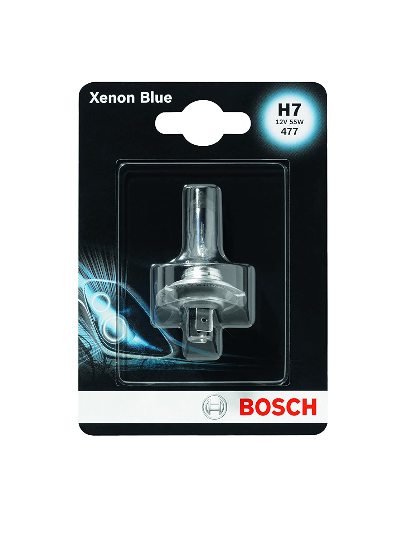 Bosch 1 987 301 013 Lampe de Phare H7 55W, 12V IMPEX SAS 1987301013