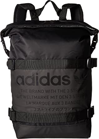 official photos 20f90 71799 adidas Unisex Originals NMD Run Backpack Black Backpack