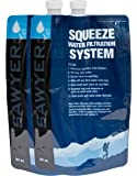 Sawyer Products Squeezable Pouch for Sawyer Squeeze Filter and Mini Water Filtration Systems