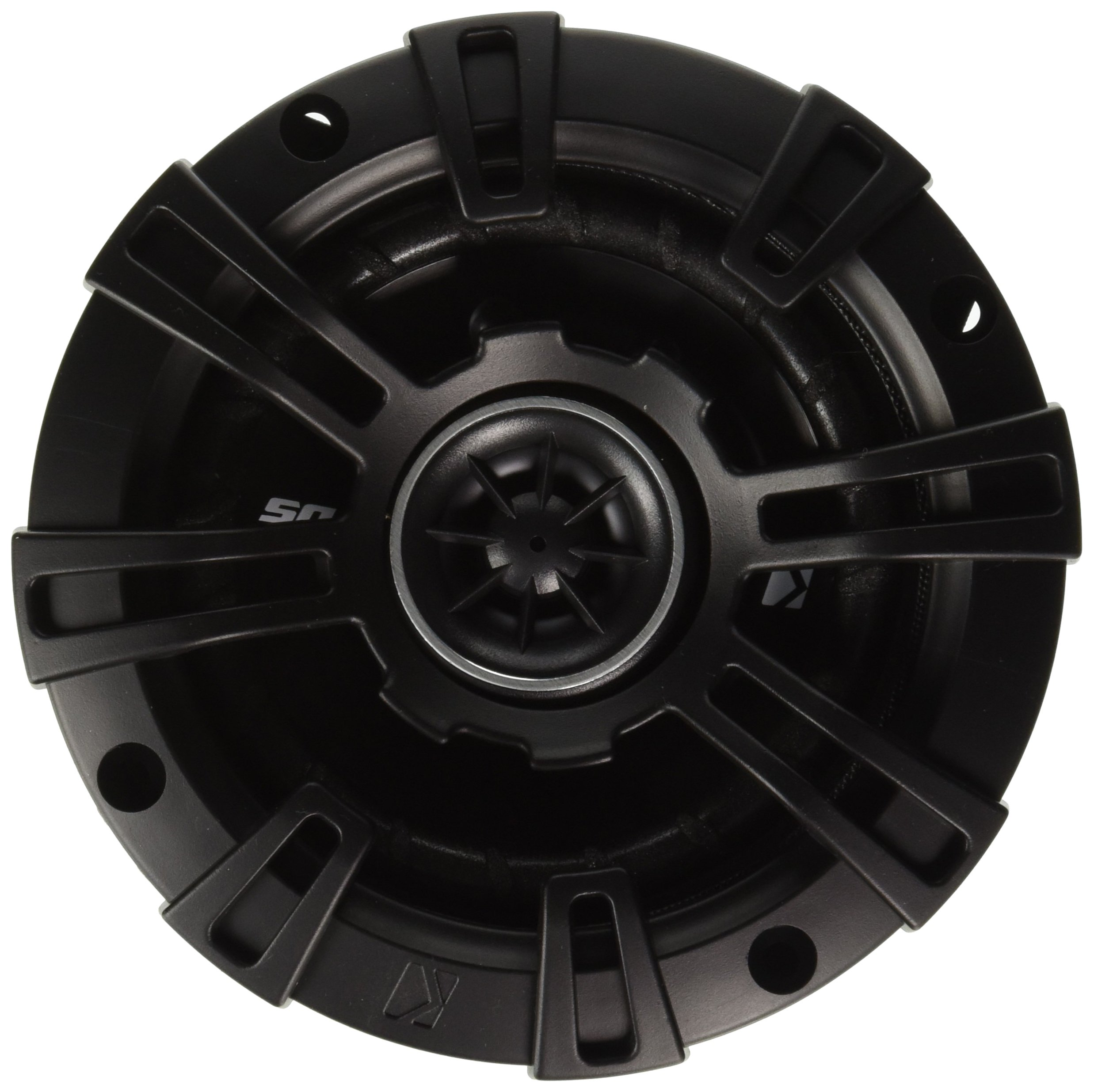 Kicker 43DSC44 D-Series 4-Inch 120 Watt 2-Way Coaxial Speakers (Pair) by KICKER