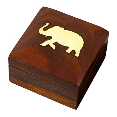 Buy Valentine Day Gifts Indian Elephant Jewelry Box Jewelry Holder