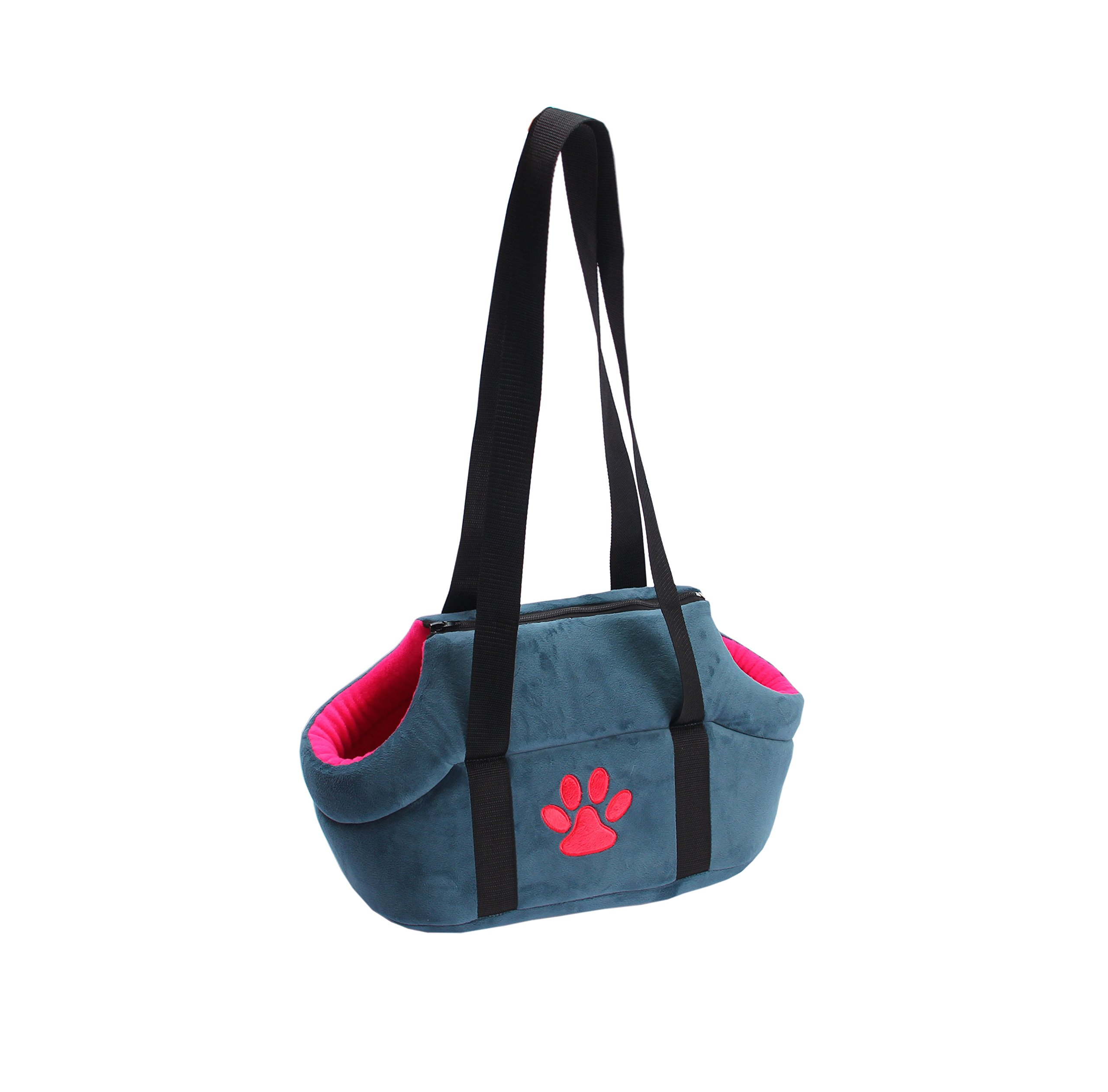 purrrfect life PL16010-B Soft Pet Carrier Bag