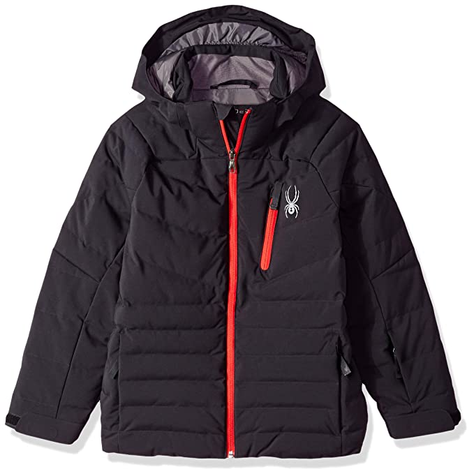 Spyder Boys Impulse Synthetic Down Ski Jacket