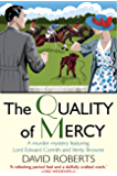 The Quality of Mercy (Lord Edward Corinth & Verity Browne Book 7)